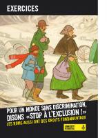POUR UN MONDE SANS DISCRIMINATION, Les Roms aussi ont des dRoits fondamentaux DISONS «STOP À L'EXCLUSION !»