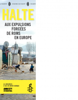 Halte… AUX EXPULSIONS FORCEES DE ROMS EN EUROPE
