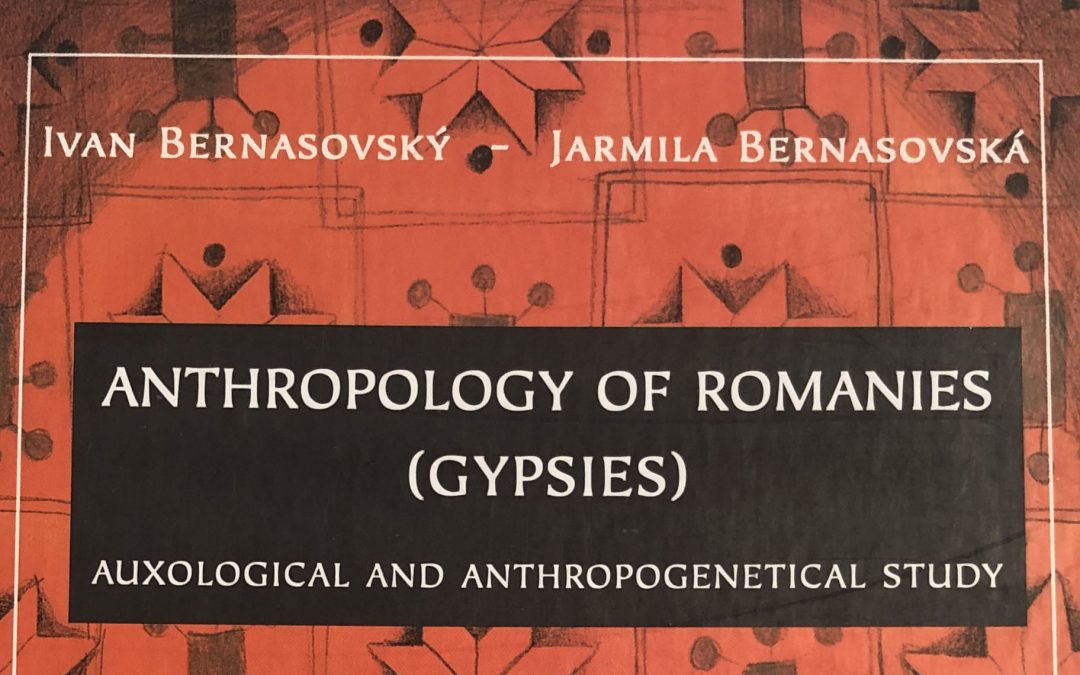 Anthropology of Romanies (Gypsies) : auxological and anthropogenetical study